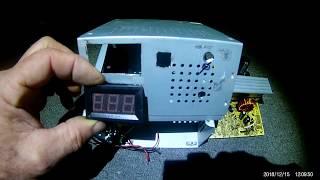 лабораторный блок питания из компьютерного своими руками