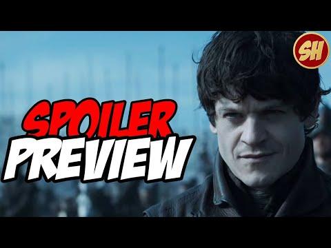 [SPOILER] GAME OF THRONES Staffel 6    MEGA Preview   Serienheld
