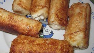БОМБА!!! Сладкие гренки Завтрак для школьника и не только