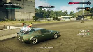 Just Cause 4 - Espada Plunge - Use The Console To Discover Bomb Locations