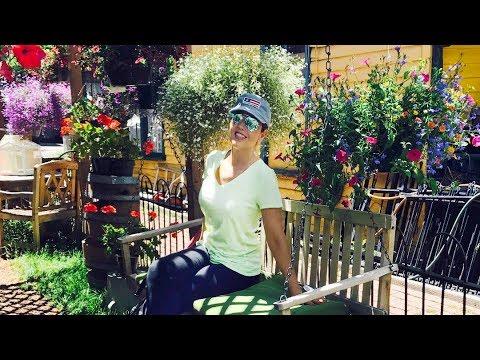 Thalía disfruta las vacaciones en su rancho en Colorado (redes sociales 20 de junio 2017)