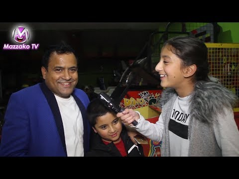 Jitu Nepal & Family    छोरीको प्रश्न, मुन्द्रेको जवाफ, साथमा कमेडियन छोरापनि...   Mazzako TV