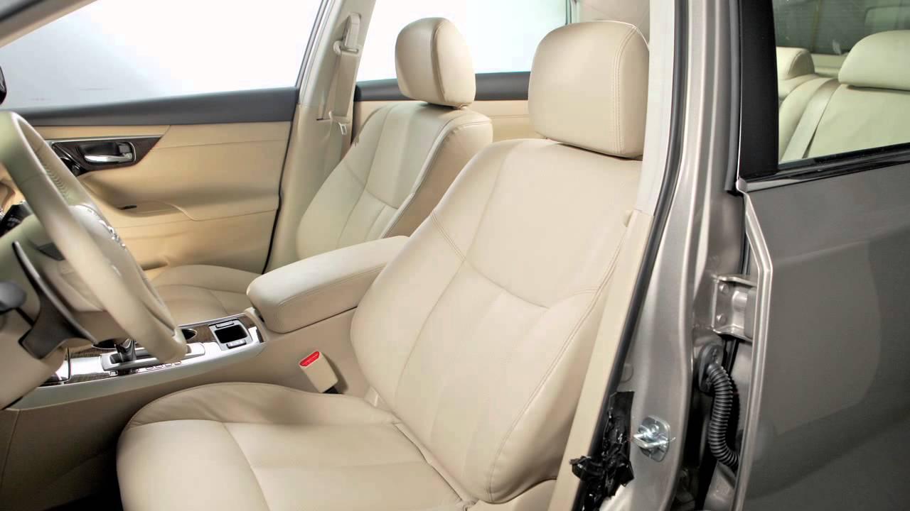 Nissan Altima: Adjustment