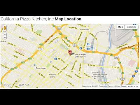 California Pizza Kitchen, Inc Corporate Office Contact Information ...