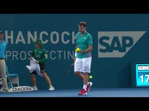 Top 5 ATP hot shots from day 6 | Brisbane International 2017