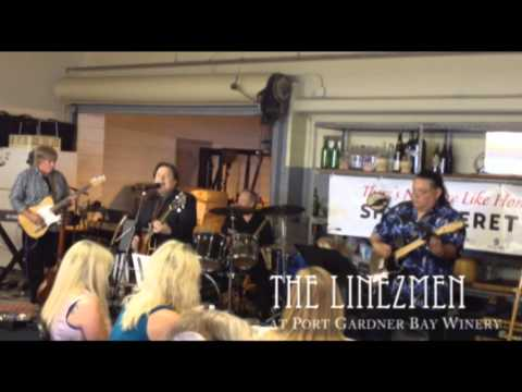 The Linezmen - Under My Thumb, Port Gardner Bay Winery
