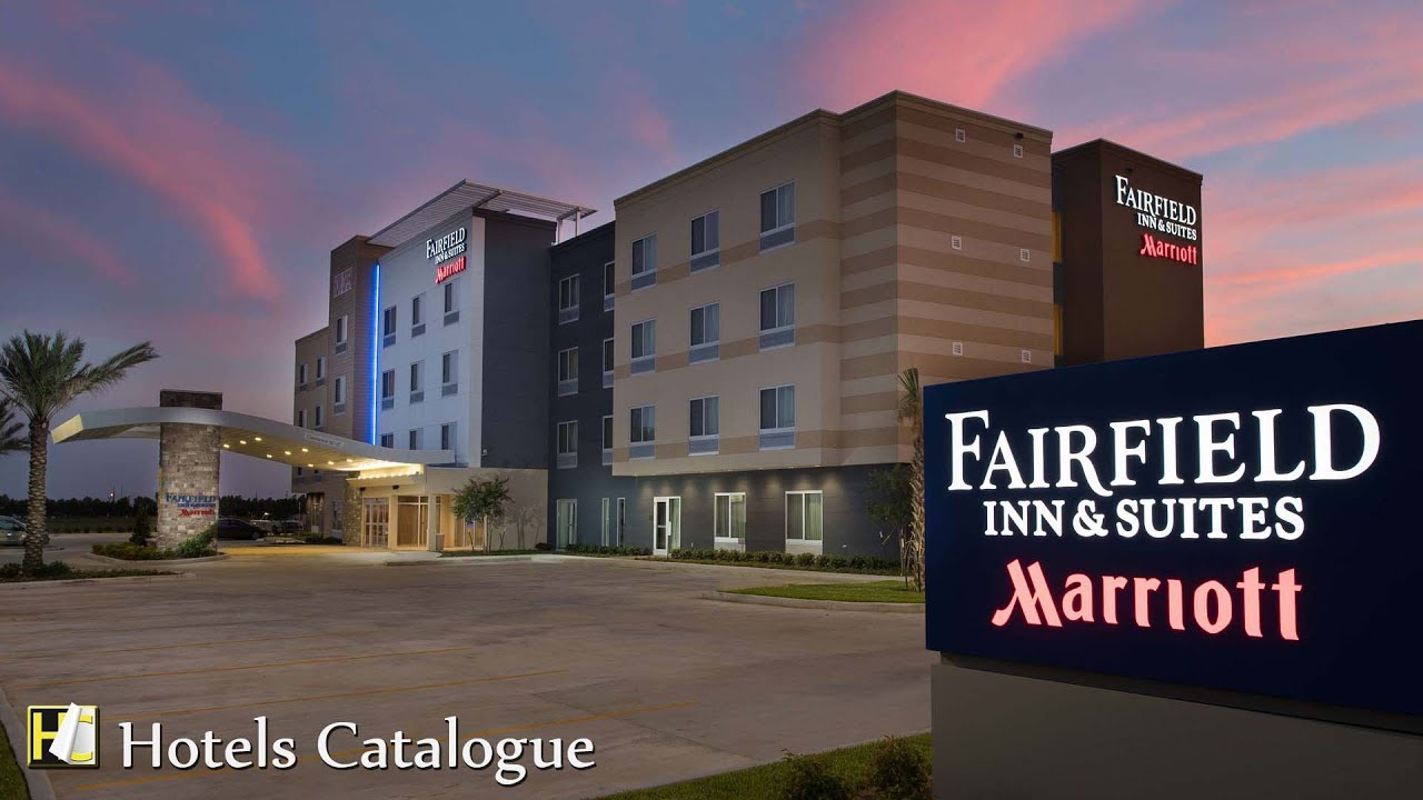 fairfield inn suites by marriott hotel overview hotels in rh youtube com
