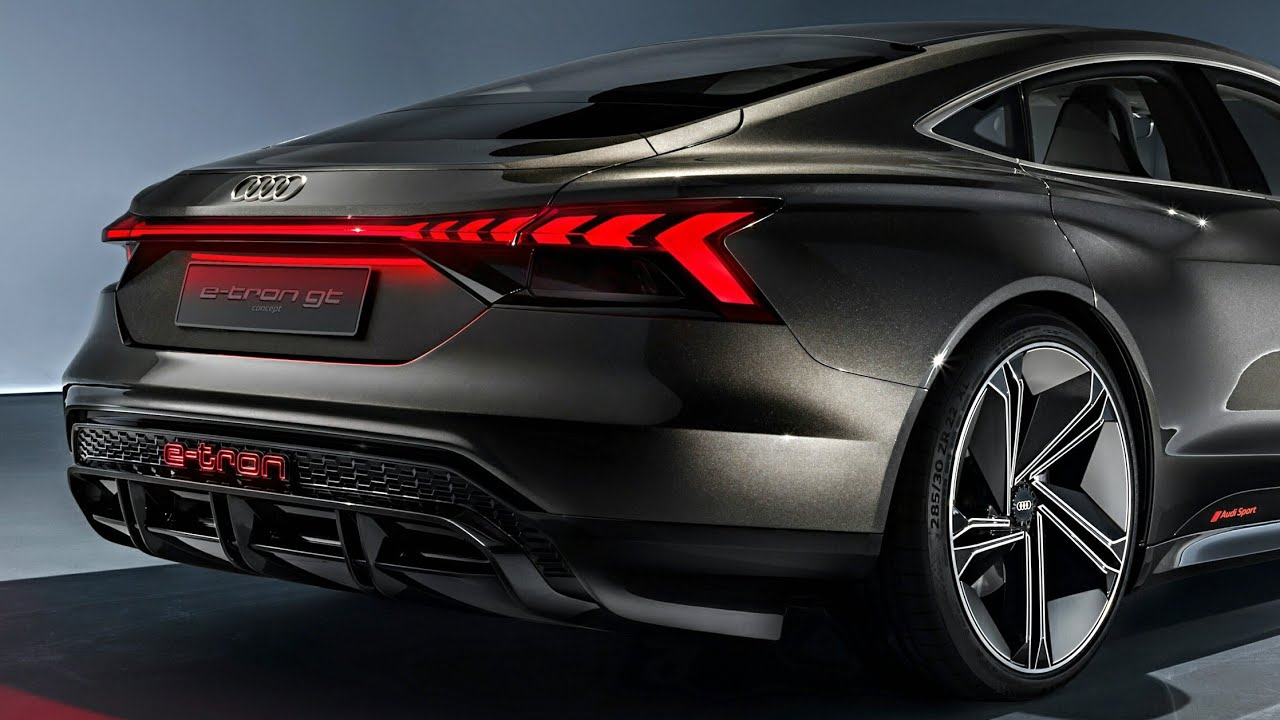 844a5bf083 Audi SUPER BOWL 2019 Commercial and Full Video – Audi e-tron GT concept