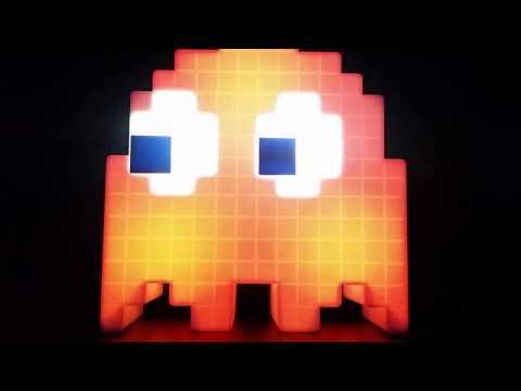 Pac-Man Ghost Light LED