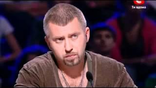 Аида Николайчук - Колыбельная - Lullaby - X Factor 2011 UA