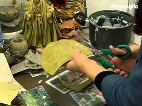 Tutorial lavorazione della cartapesta funnycat tv for Cartapesta leccese tecnica