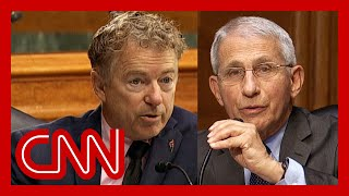'You are entirely and completely incorrect': Dr. Fauci fires back at Rand Paul
