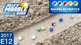 Marble Race: Marblelympics 2017 E12 - Sand Rally (FINAL)
