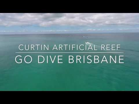 Go Dive Videos | Curtin Artificial Reef