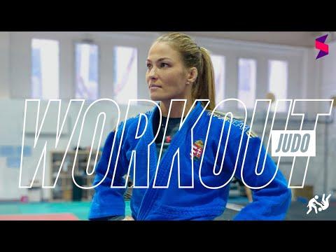 Karakas Hedvig - 60 sec training - JUDO || STRONGAA ||