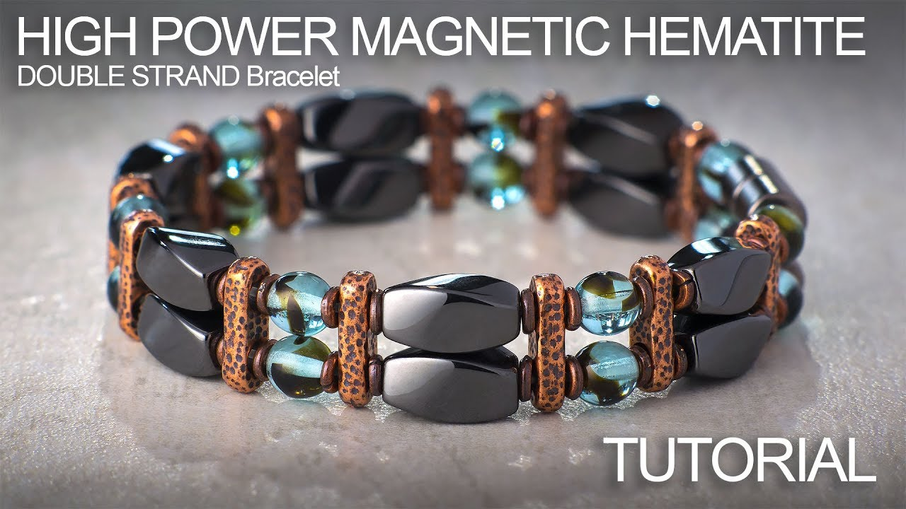 High Magnetic Hemae Beaded