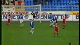 Molde - Brann 1999 (3-4-målet)