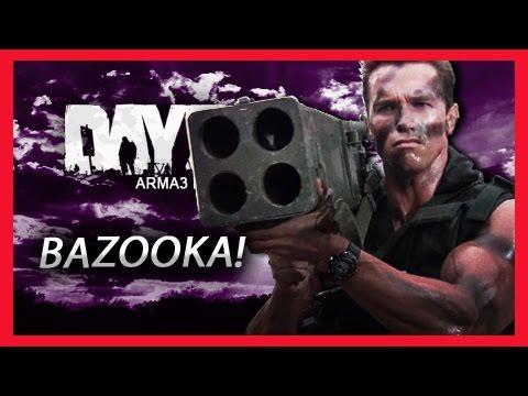 Arma 3 DayZ mod - BAZOOKA! - 9  Epizodas Lietuviškai