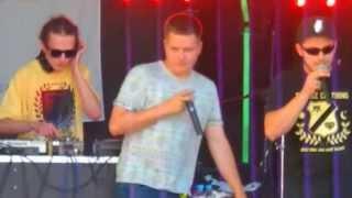 Silesian Soundsystem HD Mariacka Katowice 2013 live