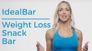IdealBar: Best Weight Loss Snack Bar