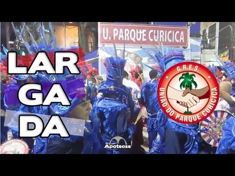Curicica 2016 - Bateria (Largada) - Desfile