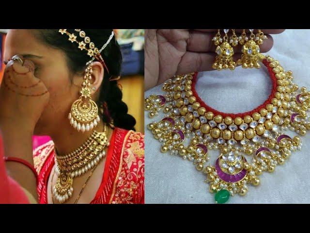 Best collection of Rajputi jewellery // Latest Designer Jewellery