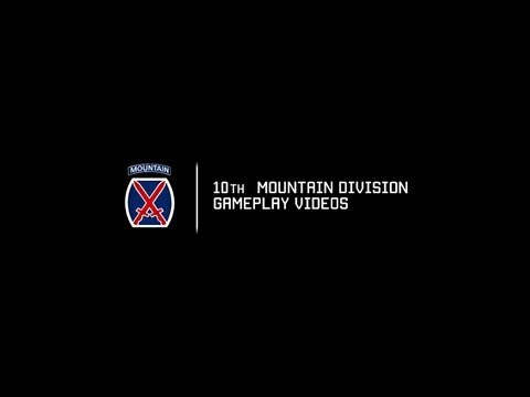 10th Mountain Division Operation Iron Fist-Pt 1