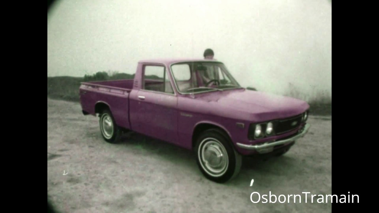 1973 Chevy LUV Mikado Pickup - Commercial - Isuzu Faster