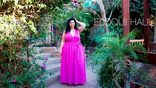 PLUS SIZE FASHION TRY ON HAUL | Spring Perfection from Eloquii