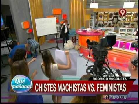 Chistes Machistas Vs Feministas De Rodrigo Vagoneta