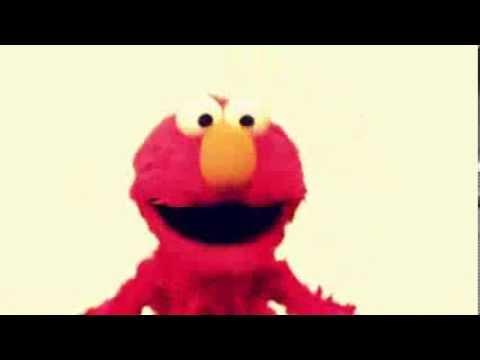 Sesame Street Elmo Slide