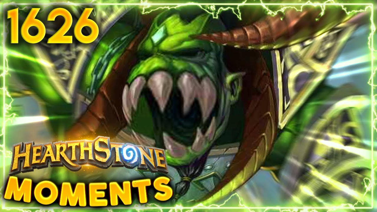 I've TRICKED YOU! It Was NOT A Misplay | Hearthstone Daily Moments Ep.1626 thumbnail