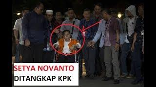 Akhirnya 'Papah' Setya Novanto Ditangkap KPK