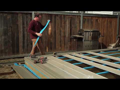 SigmaDek's Beautiful Patio Boards