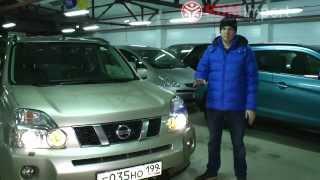 Nissan X-Trail 2008  год 2.5 л. 4WD от РДМ-Импорт