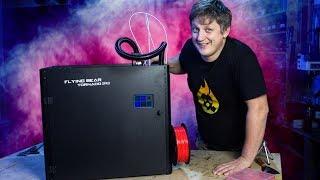 новый помощник в мастерской. Лучший 3D-принтер за свою цену. Flying Bear Tornado 2 pro
