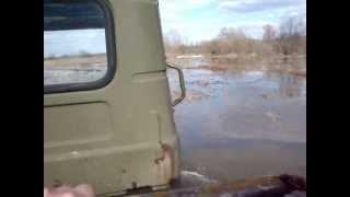 ГАЗ-66 ... (Ф) По разливу