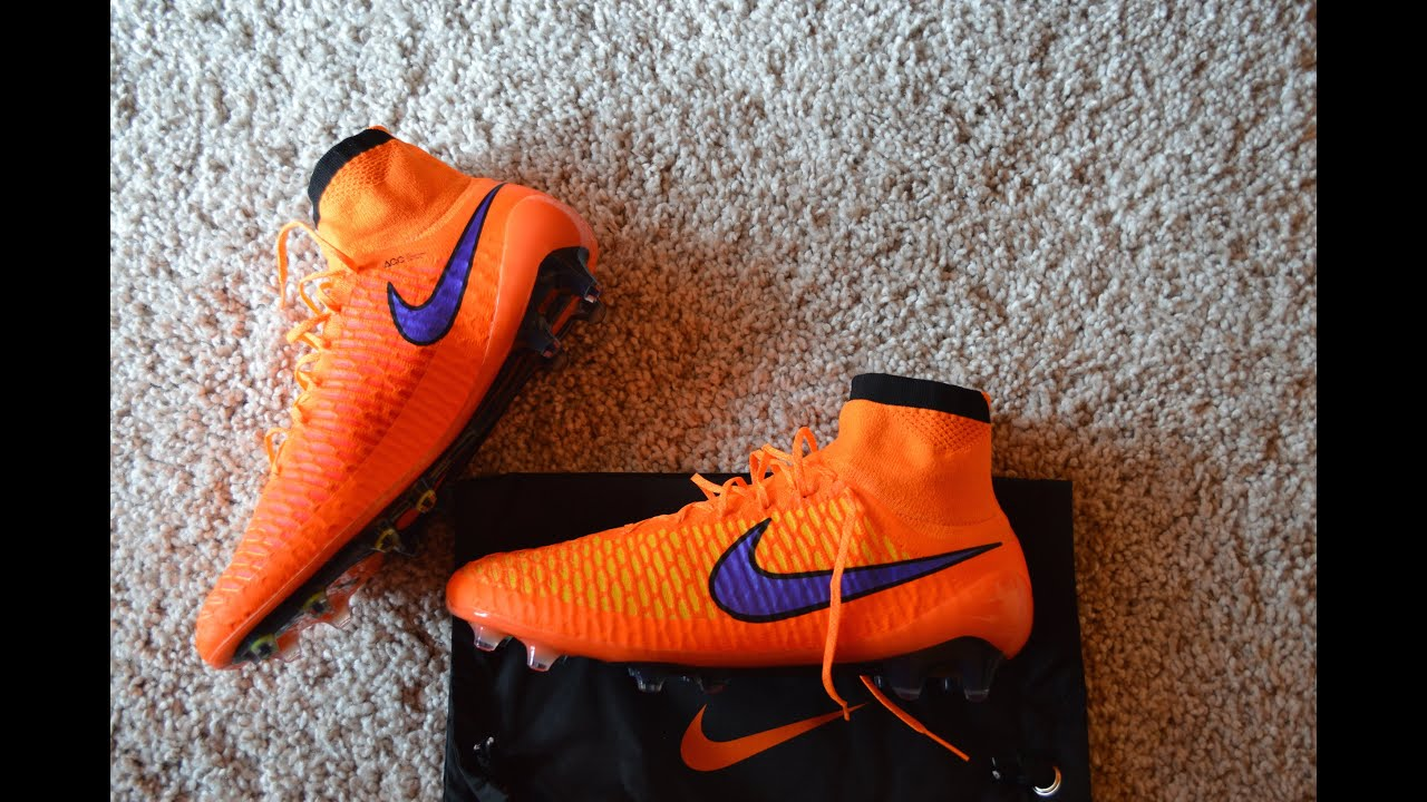 f033c9901 Nike Magista Obra FG • Orange Purple • Intense Heat Pack • HD • ON FEET &  UNBOXING • Götze Boots