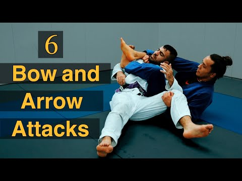 6 Bow and Arrow Choke Variations in 90 seconds