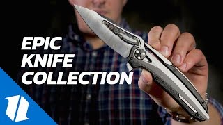 The Best Knife Collection Ever? | Knife Banter Ep. 30