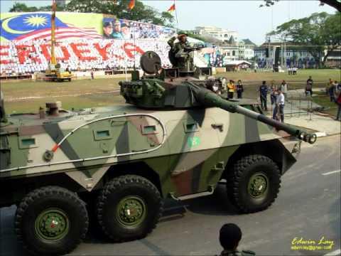 Malaysian Army Asset (Land)