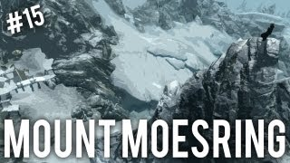 Skyrim Dragonborn : Mora and Moesring Peak