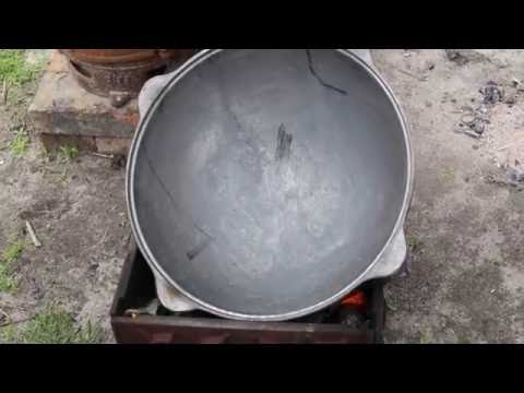 0 - Як доглядати за чавунним казаном?
