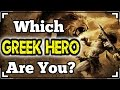 watch he video of Which GREEK HERO Are You?