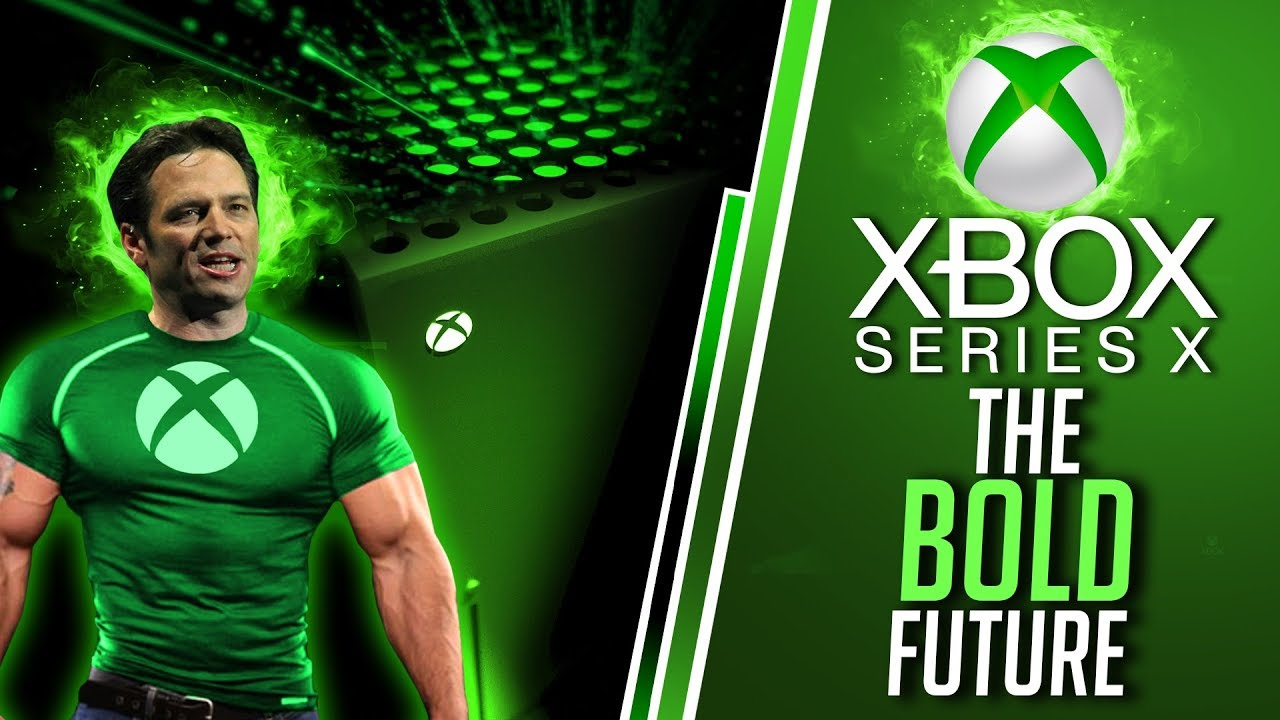 Xbox Series X Bold Future Phil Spencer Talks Xbox Series X Exclusives Xbox Vr And Xbox In Japan Youtube