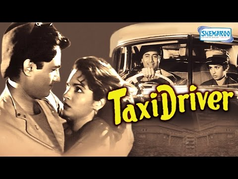 Taxi Driver - Dev Anand - Kalpana Kartik - Hindi Full Movie