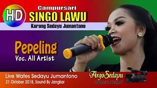 Download lagu PEPELING (HD) Campursari SINGO LAWU Live Wates Sedayu