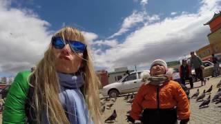 Прикосновение к Монголии!!(Путешествие по Монголии. Улан-Батор, национальный парк Терелж, ночь в юрте и Чингисхан. Смотрите также на..., 2016-06-01T22:50:07.000Z)