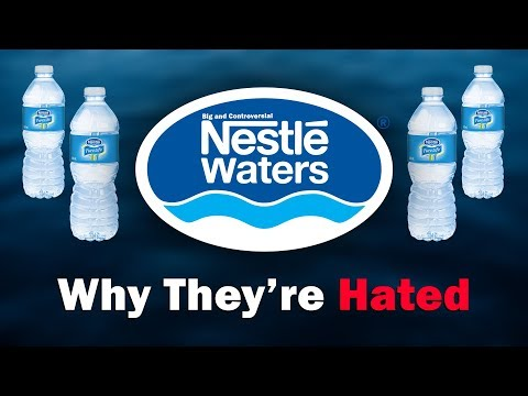 Nestle Waters - Big and Controversial