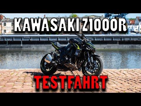 Kawasaki Z1000R TEST